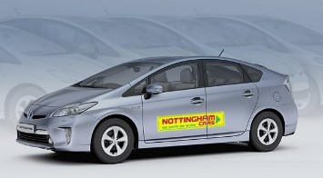 Company Car - Taxi Service in Nottingham, Nottinghamshire